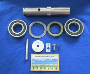 Complete Lower Wheel Shaft Assembly Kit For Hobart 6614 6801 Meat Saws