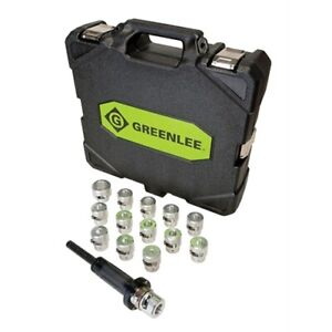 Greenlee Gts thxh Saber Cable Stripper Tool And Bushing Kit