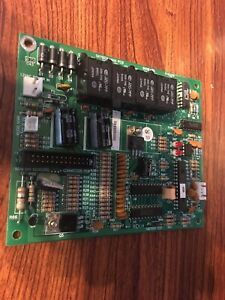 11001115 Pcb Main Control Board Circuit Personal Vending Machine Skybox Maytag