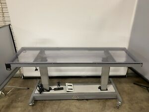 Oakworks Medical Equipment Fluoroscopy Table Flrtxx243178hz