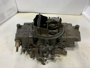 1971 Mustang 429 Scj Holley Carburetor D1zf 9510xa