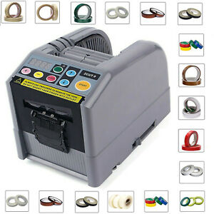 Zcut 9 Automatic Electric Tape Dispenser Packaging Machine Adhesive Cutter Nomex