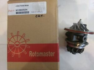 New Turbocharger Cartridge Mitsubishi 1999 03 Cat 312 320 3066 Excavator
