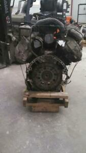 Engine Motor For Ford F350sd Pickup 6 7l At Runs Nice Less Turbo 351k