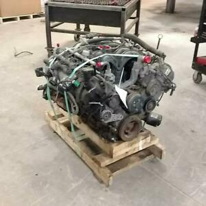 Engine Motor For Ford F150 Pickup 5 4l At 124k