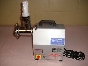 American Eagle Ae g12 Commercial Meat Grinder Stainless Steel 3 4 Hp Used