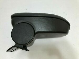 Ford Focus Center Armrest Console Black 2000 2001 2002 2003 2004 2005 2006 2007