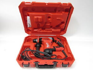 Milwaukee 5628 21 1 8in Corded Sds Rotary Hammer Kit