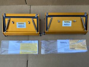 Tapetech 12 And 10 Easyclean Drywall Flat Box Combo Ez10tt Ez12tt