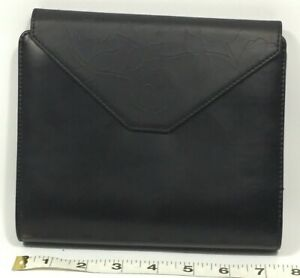 Rare 365 By Franklin Covey Daily Planner Black Organizer 6 Ring 9