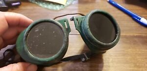 Vintage Welding Goggles Safety Glasses Retro Welding Old Steampunk