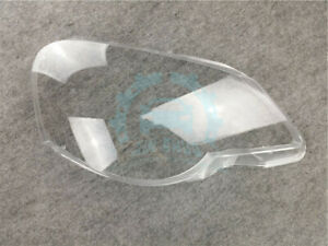 1pcs Clear Headlight Lens Cover Fit Right For Volkswagen Polo 2006 2010