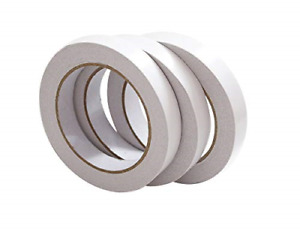 Double Stick Tape Double Sided Tape18mm X 25m 3 Rolls