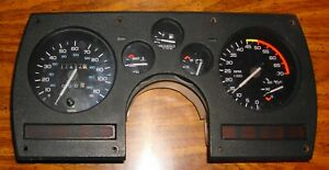 1982 To 1989 Camaro Z28 Gauge Cluster