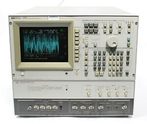 Hp 4194a Impedance Gain phase Analyzer With Measurement Unit Option 350