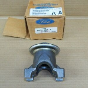 Nos Ford Mustang Torino Fairlane 9 Inch Rear Axle Yoke 3 5 8 U Joint 1 1 8th Cup