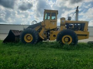 International Harvester Hough H100c Wheel Loader