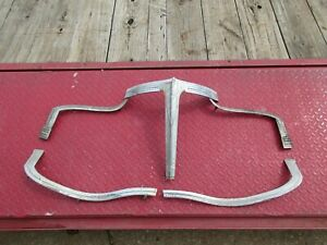 1941 Chevy Passenger Car Grille Surround Trim hot Street Rat Rod