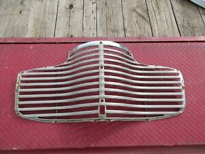 1941 Chevrolet Passenger Car Grille Hot Street Rat Rod Custom