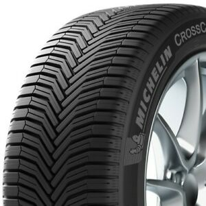 4 New 225 55 17 Tires Michelin Crossclimate2 101v R16
