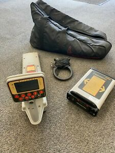Radiodetection Locator Set Model Pxl2 Rd1 And R400lctx Rd400 Transmitter