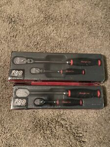 Snap On 100th Anniversary Comfort Grip Ratchet Set