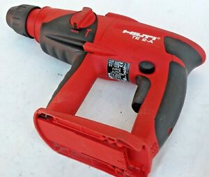 Hilti Te2 a 24v Cordless Rotary Hammer Drill Tool Only Used Excellent Free S h 2
