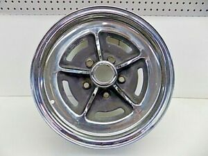 Oct 1982 Buick Electra Rally Wheel 15 X 6 Jj 4 3 4 Lug Pattern