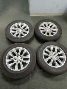 20 2019 2020 Gmc Sierra 1500 Factory Oem Wheels Rims Tires Yukon Xl