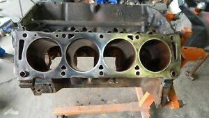 1966 Ford Galaxie 428 Engine Block C6me Casting 5l17 November 17 1965 Dated