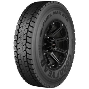 245 70r19 5 Goodyear Fuelmax Rtd M H 16 Ply Bsw Tire