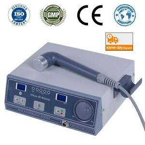 Therapeutic Ultrasound Therapy Heal o sonic 1 Mhz Ultrasound Therapy Machine