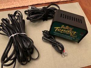 Deltran Battery Tender Plus 12v Automatic Battery Charger Plus 25 Extension