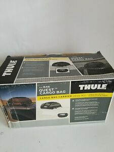 Thule Sweden Quest 846 Rooftop Cargo Storage Bag 13 Cubic Feet Clean Condition