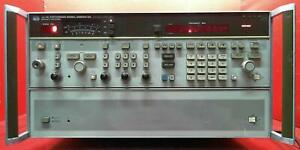 Hp Agilent 8673d h16 0 05 26 5ghz Synthesized Signal Generator 2829a00834 Parts
