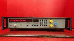 Eip 585b Microwave Pulse Counter for Parts Or Repair