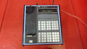 Omega Om5000 Thermocouple Data Logger for Parts sold As Is S n 804 1059
