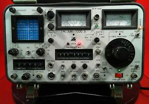 Ifr marconi Fm am 1000s S2245 Communications Service Monitor