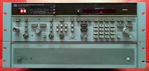 Hp Agilent 8673d h15 0 05 26 5ghz Synthesized Signal Generator 2729a00501 Parts