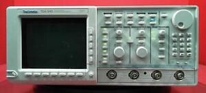 Tektronix Tds540 Four Channel Digitizing Oscilloscope 500mhz 1 Gs s B025379