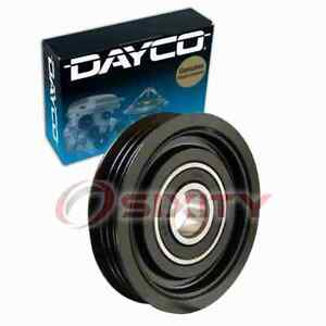 Dayco 89185 Drive Belt Idler Pulley For 231185 38942 pm3 000 Engine Bearing Dg