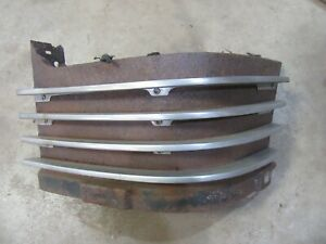 1954 Cadillac Fleetwood Exterior Front Grille Side Trim Panel Moldings Hot Rod D