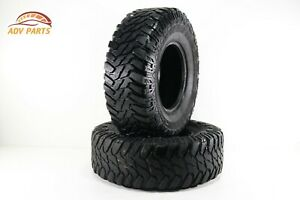 Cooper Discovered Stt 37x12 50 R17 Lt 124p 11 32 Nds Oem two Used Tires