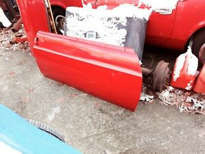 1969 1970 Ford Mustang Boss Mach 1 Hard To Find Original Oem Right Door Shell