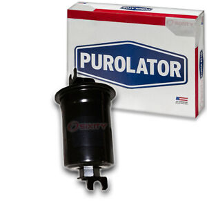 Purolator Fuel Filter For 1995 2004 Toyota Tacoma Gas Pump Line Air Delivery Xy