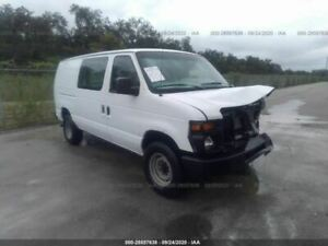 Console Front Floor Outer Section Fits 03 19 Ford E350 Van 343073