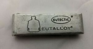 Vintage Eutectic Eutalloy Welding Torch Tip Cleaner Cleaning Tool