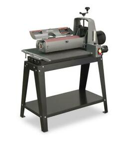 Supermax Tools 71938 d 19 38 Drum Sander With Open Stand