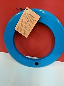Ideal 1 8 X 060 100 ft Tape pak Fish Tape Reel Winder Electricians Usa 31 024