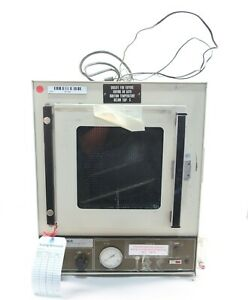 Fisher 281 Isotemp Vacuum Oven 120v ac